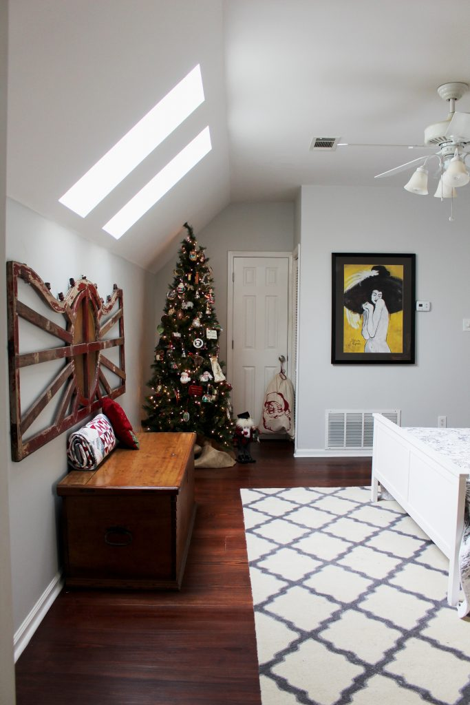 Guest Room Christmas Blog Hop