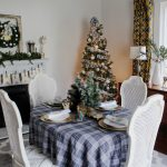 Dining Room Christmas Tour