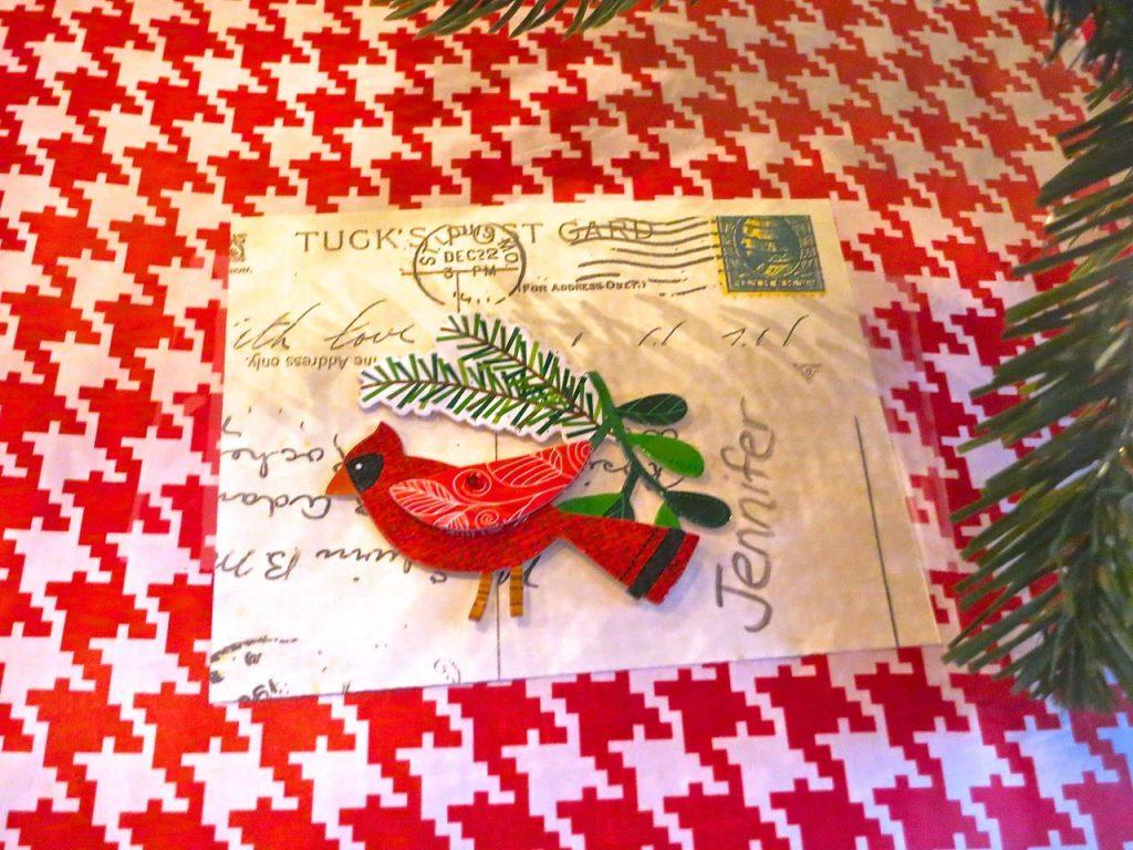 Easy to make Christmas Gift tags