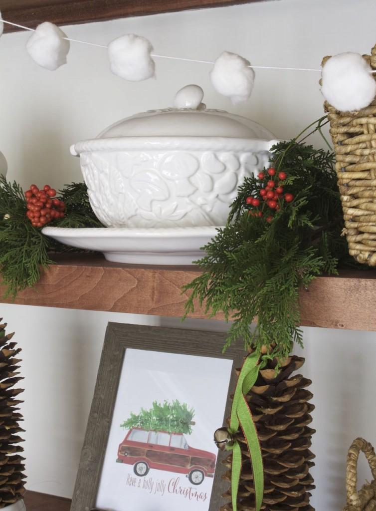 Christmas Home Tour - Vicki's House