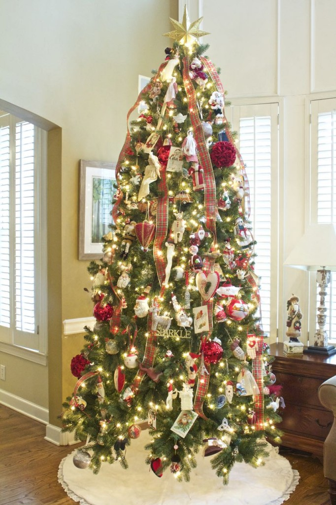 Christmas Home Tour - Vicki's House