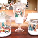 DIY Christmas Terrariums