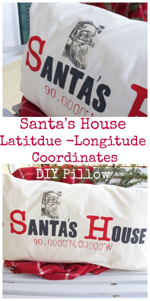 Santa's House Collage