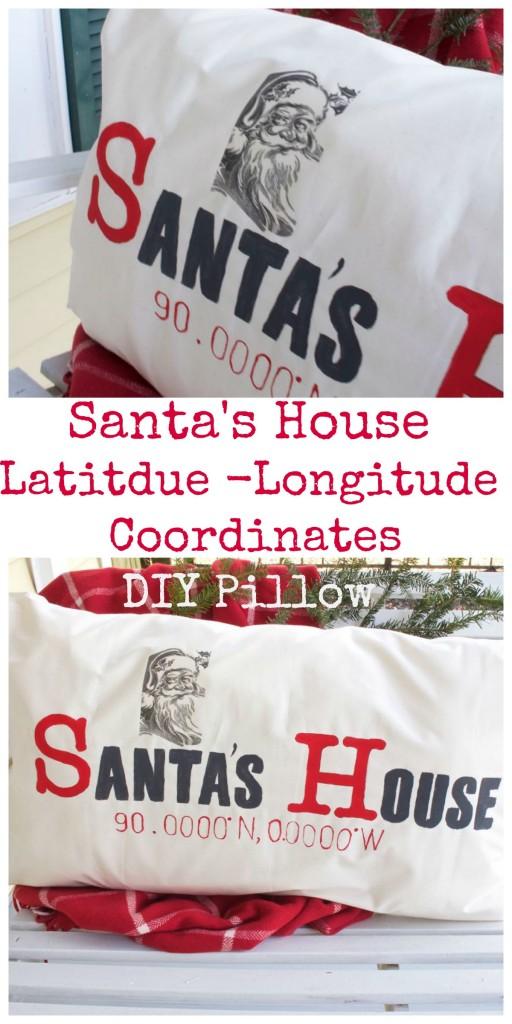 Santa's House Collage