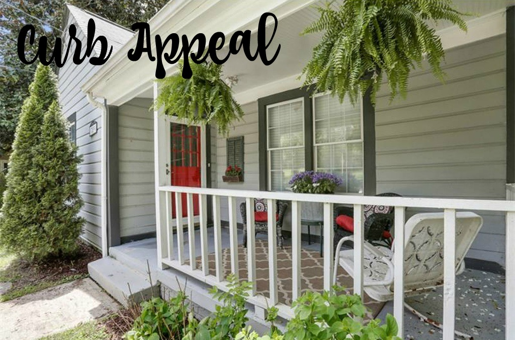 How to sell your home in 24 hours - Curb Appeal