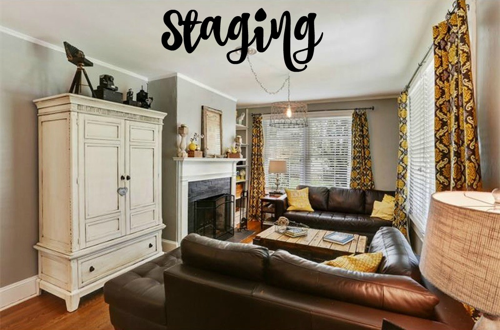 How to sell your home in 24 hours- Staging