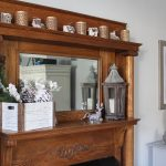 How To Decorate Your Mantel For Winter