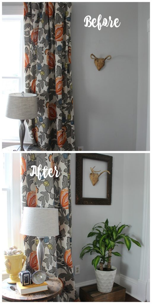 How to Decorate a Empty Corner