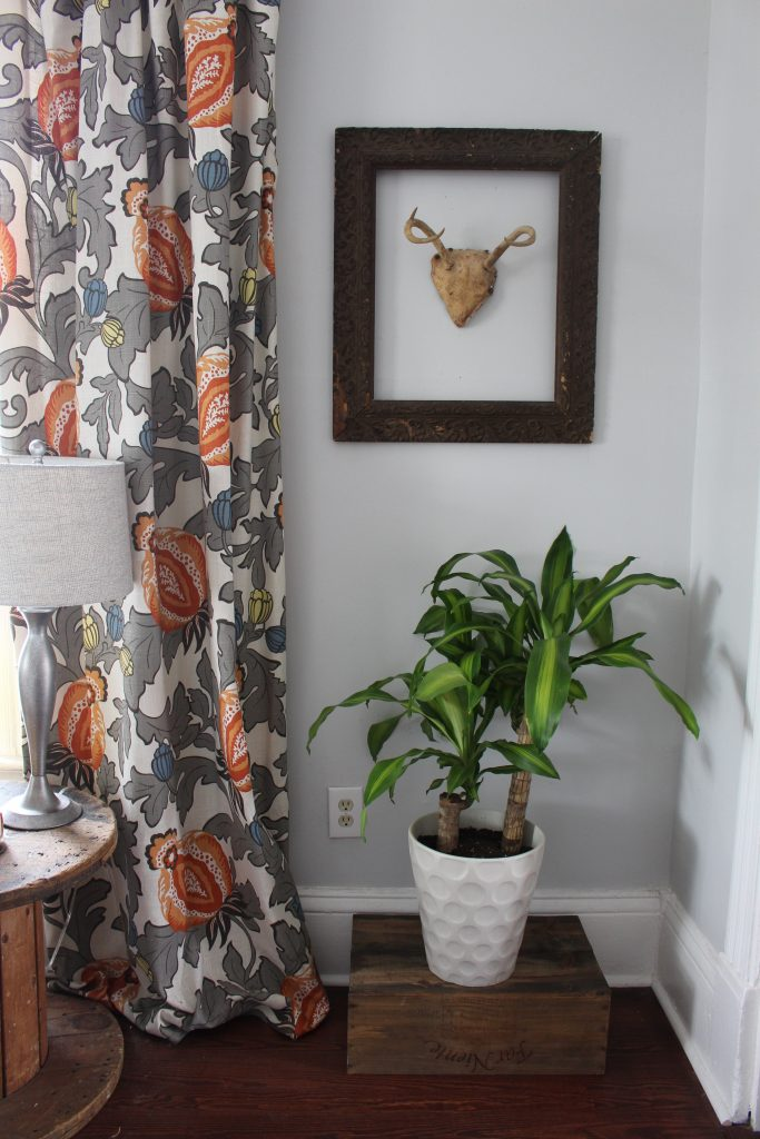 How to Decorate a Bare Corner