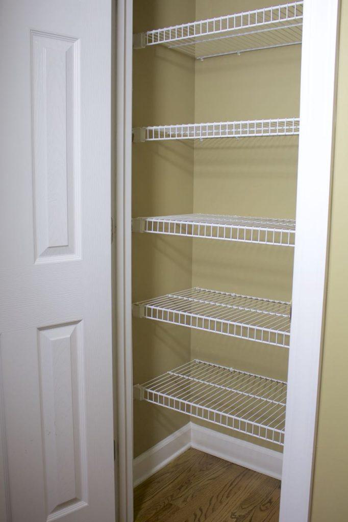 Home Decor and Prop Closet Makeover