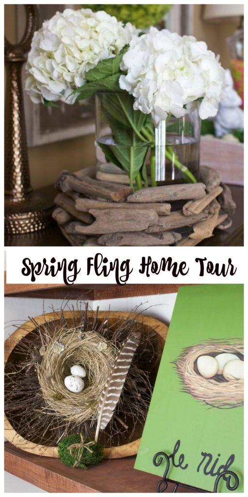 Spring Fling Home Tour