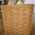 How to Create an Aged Finish on Baskets