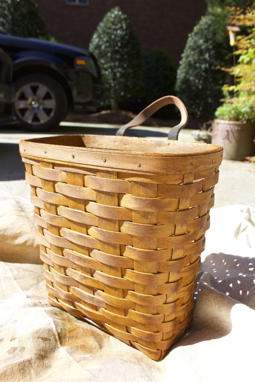 100 Longaberger Baskets For Sale Longaberger Lidded