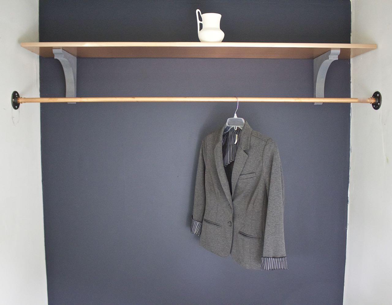 Master Bedroom Closet One Room Challenge Week 3