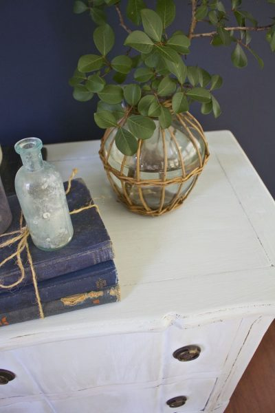 Painted Table Makeover