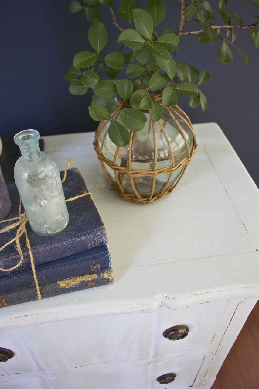 Painted Table Makeover in Amy Howard