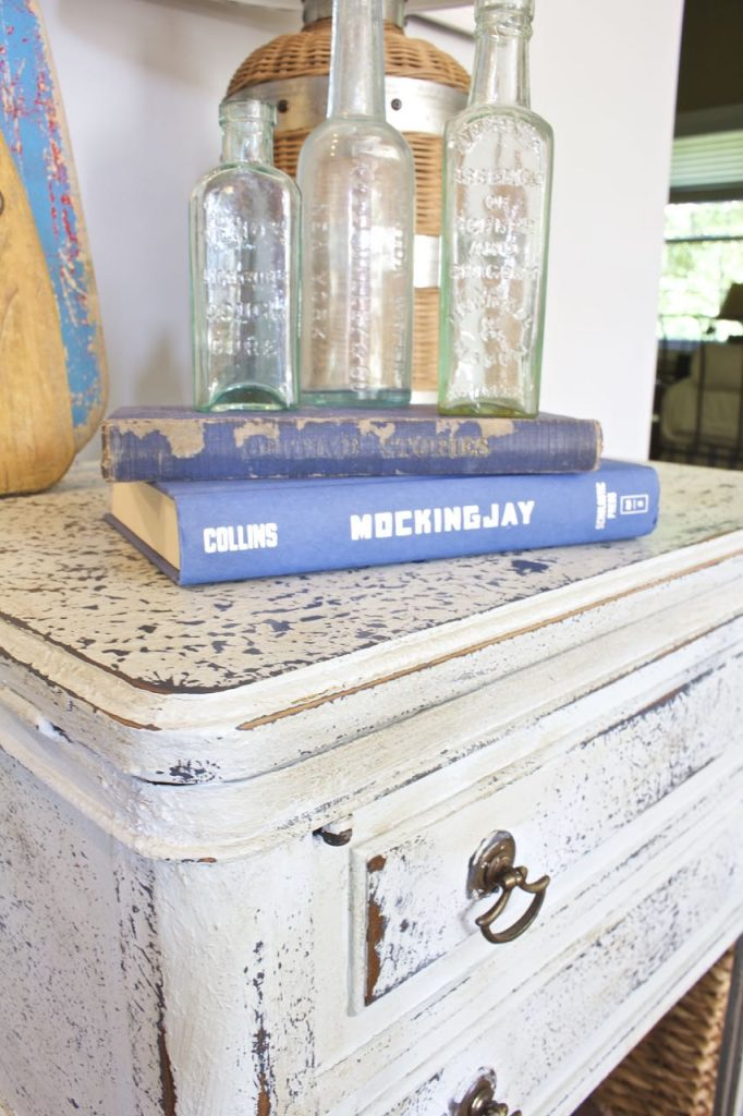 Saltwash Furniture Makeover.