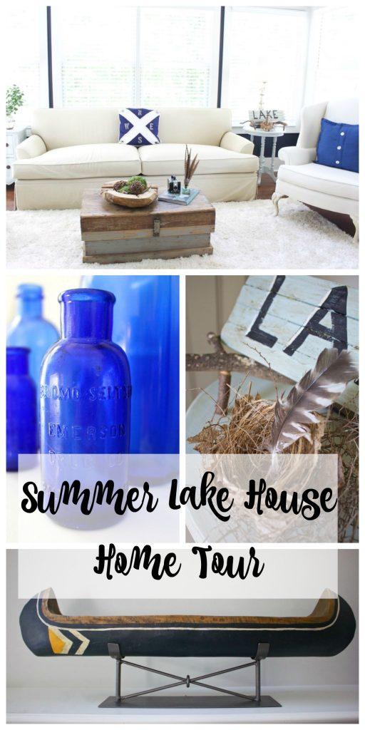 Summer Lake House Home Tour