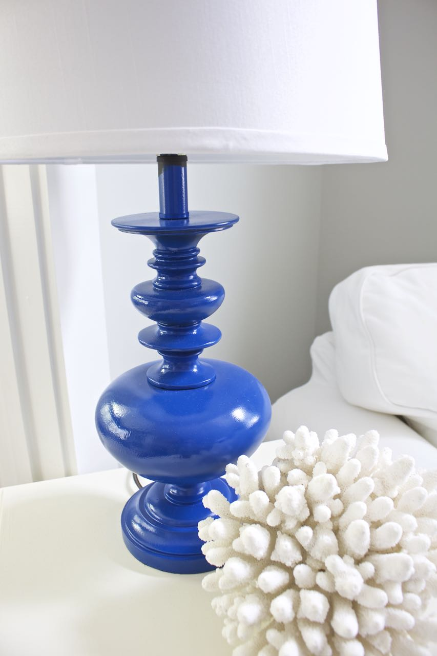 Easy Lamp Makeover