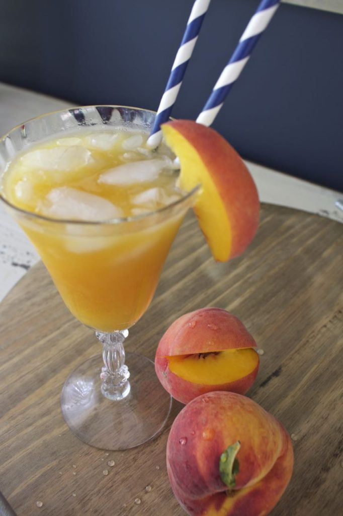 Georgia Peach Cocktail