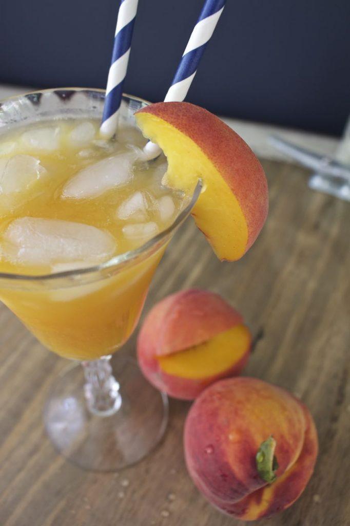 Georgia Peach Cocktail