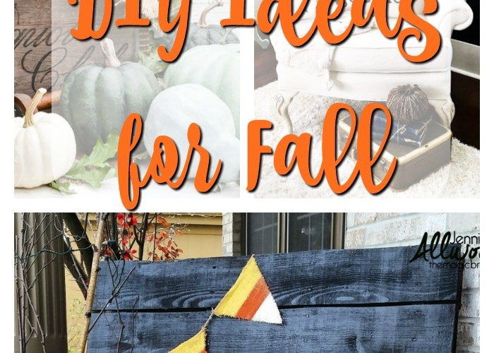 30 DIY Projects for Fall