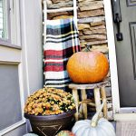 Fall on the Front Porch – Vicki's House