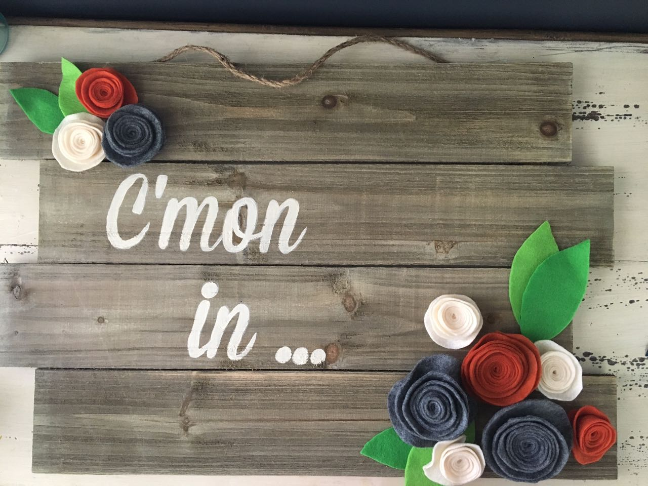 DIY Wood Sign for Fall