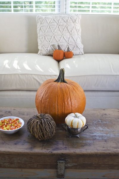 Fall Home Tour – Vicki's House