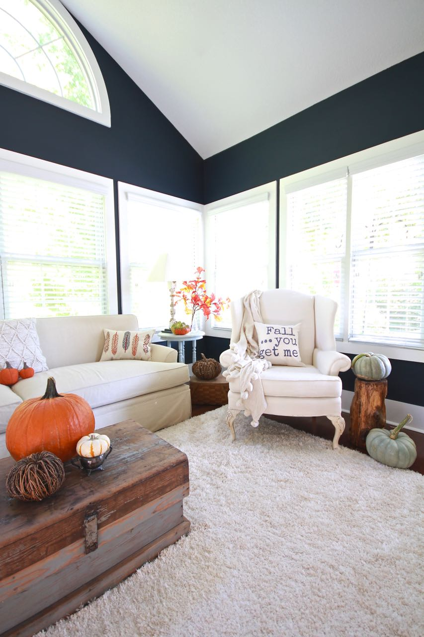 Fall Home Tour - Vicki's House