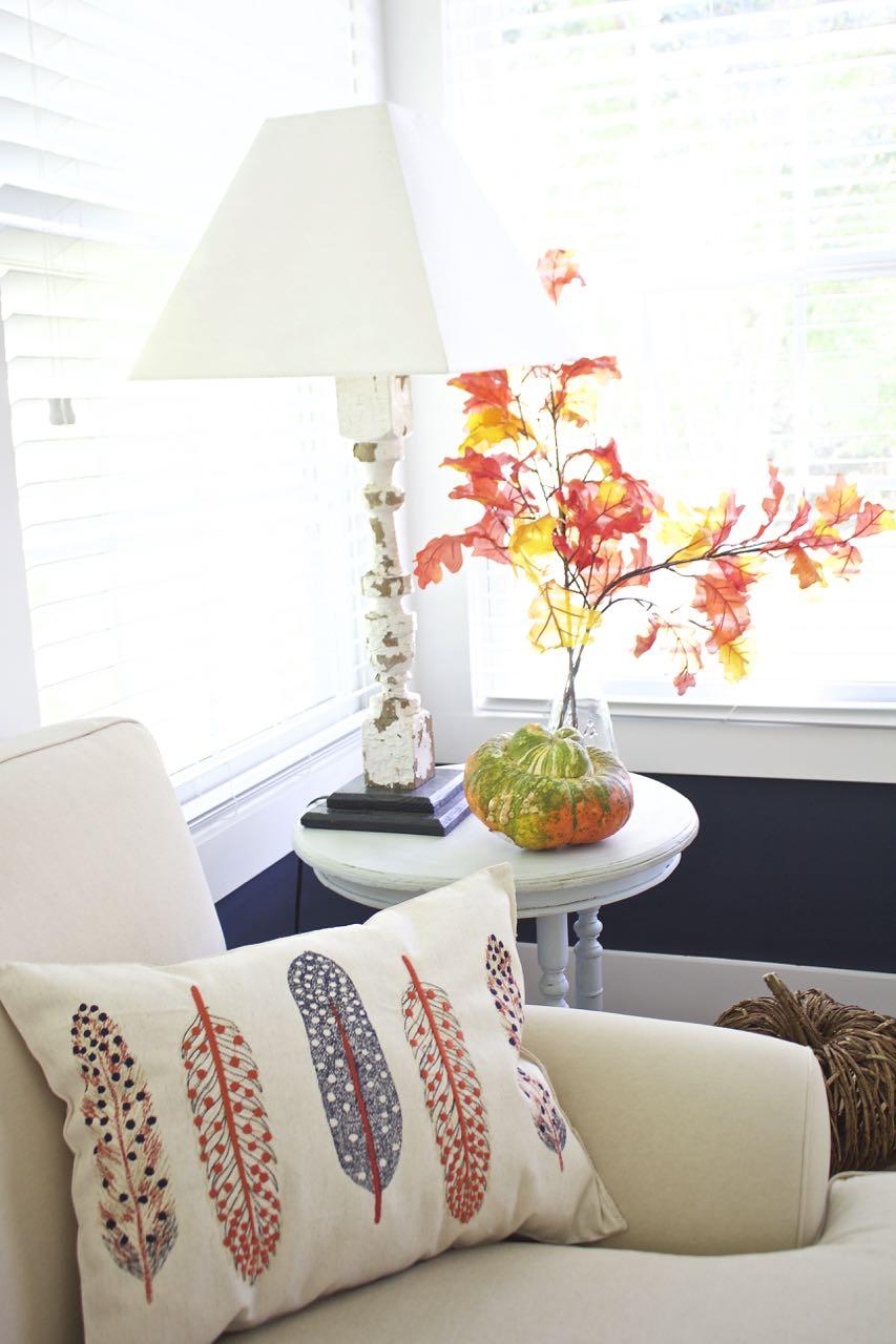 Fall Home Tour - Vicki's House