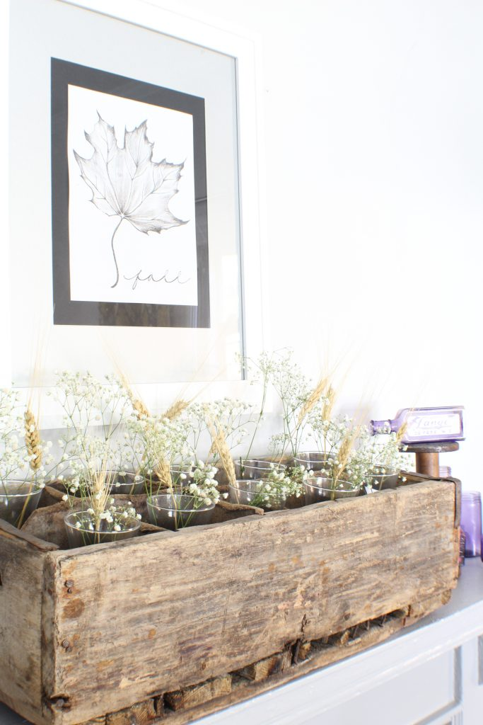 Decorating for Fall. Fall home tour.