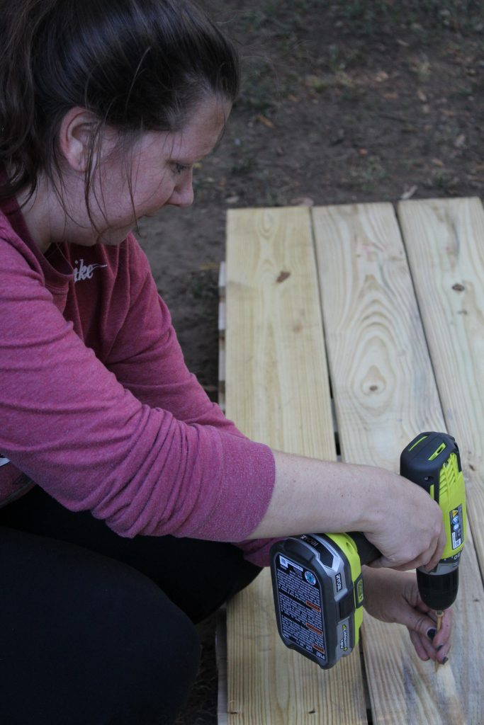 How to build a deck for less than $250