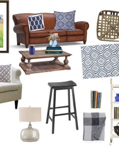 One Room Challenge She Shed – Week 1