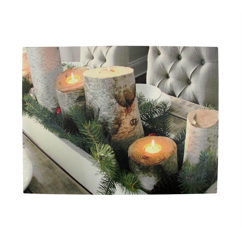Farmhouse christmas decor on amazon 2 bees in a pod for Amazon christmas decorations indoor