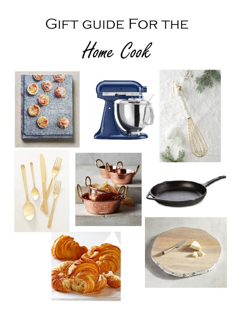 Christmas Gift Guide for the Home Cook