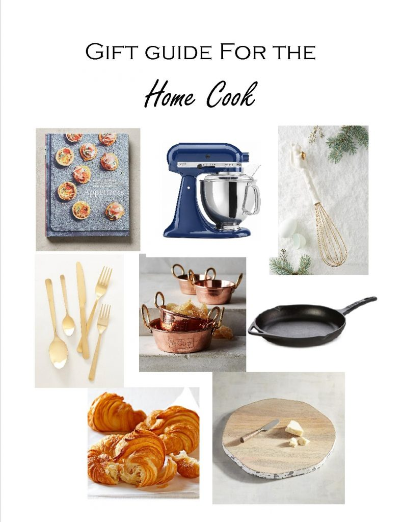 Christmas Gift Guide. Home Cook.