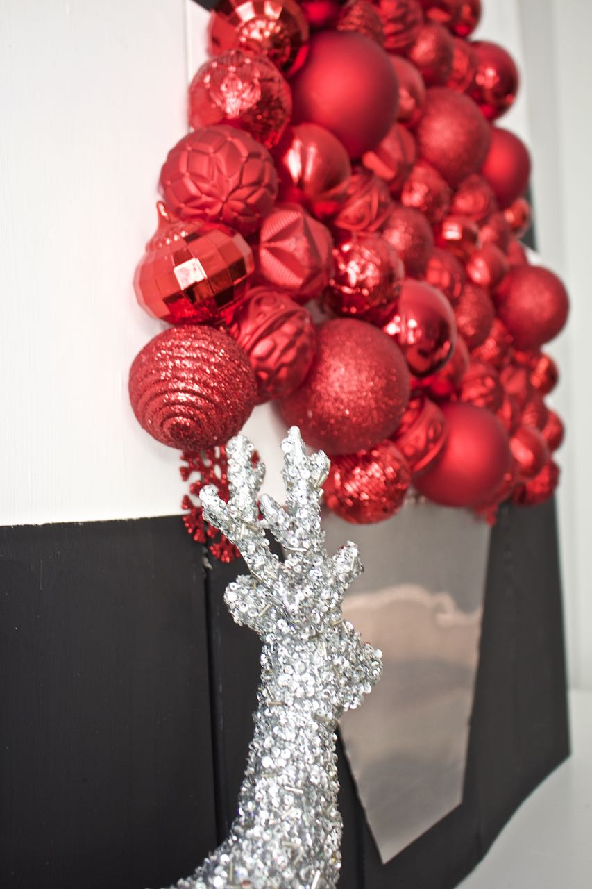 Holiday Ornament Display - Home Depot Virtual Party