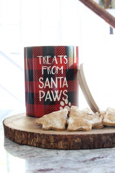 Homemade Dog Treats for Christmas