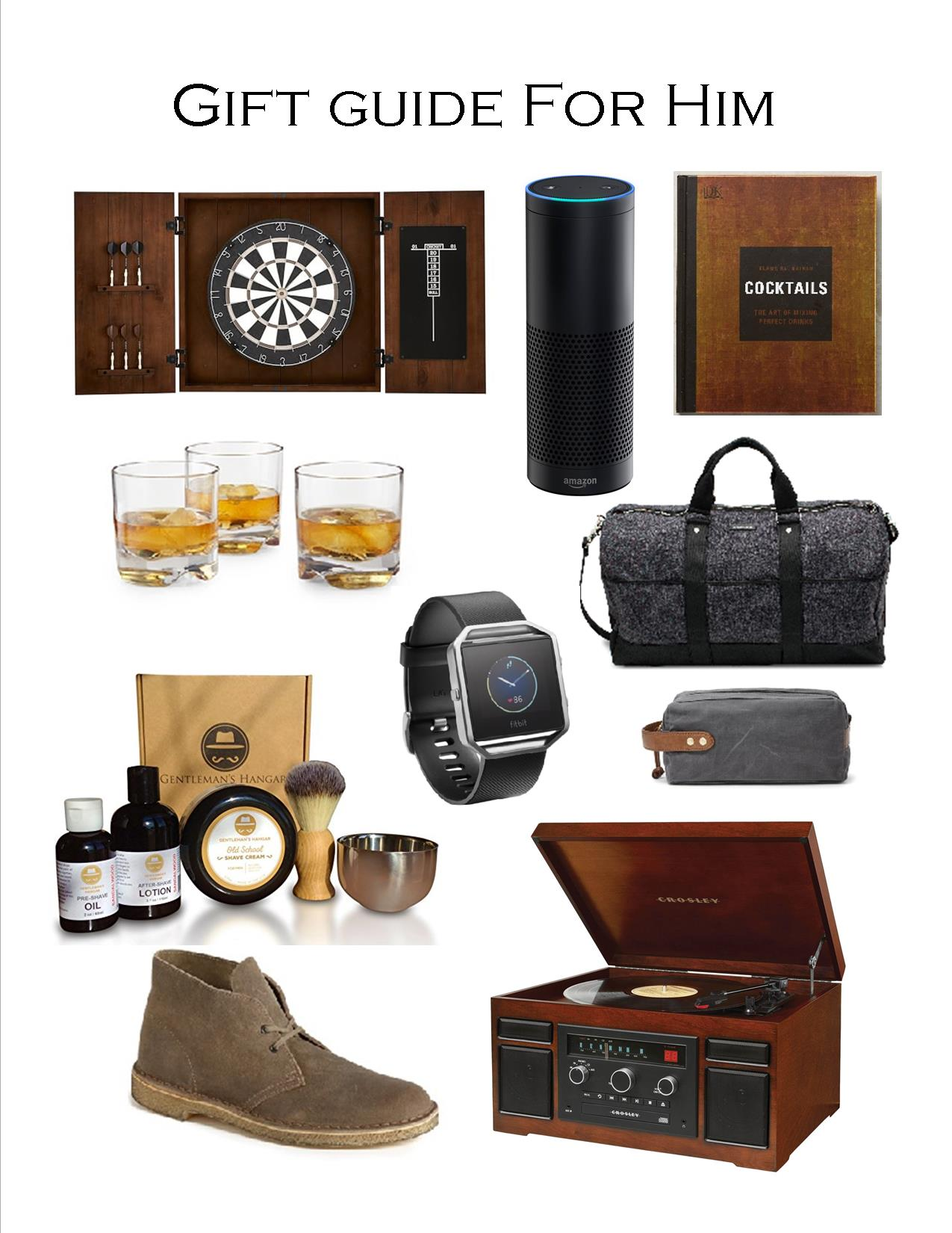 christmas gift guide for him - Amazon Christmas Gift