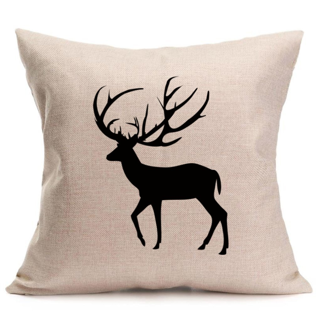 reindeer-pillow
