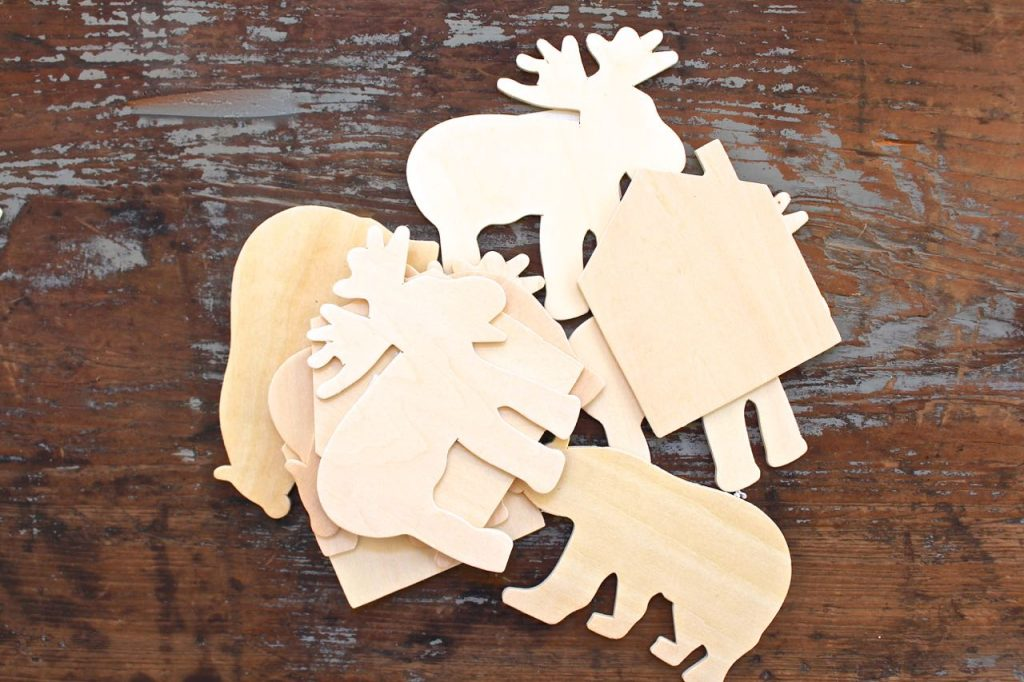 wooden-cutouts-make-a-big-impact-when-painted-with-white-chalky-paint