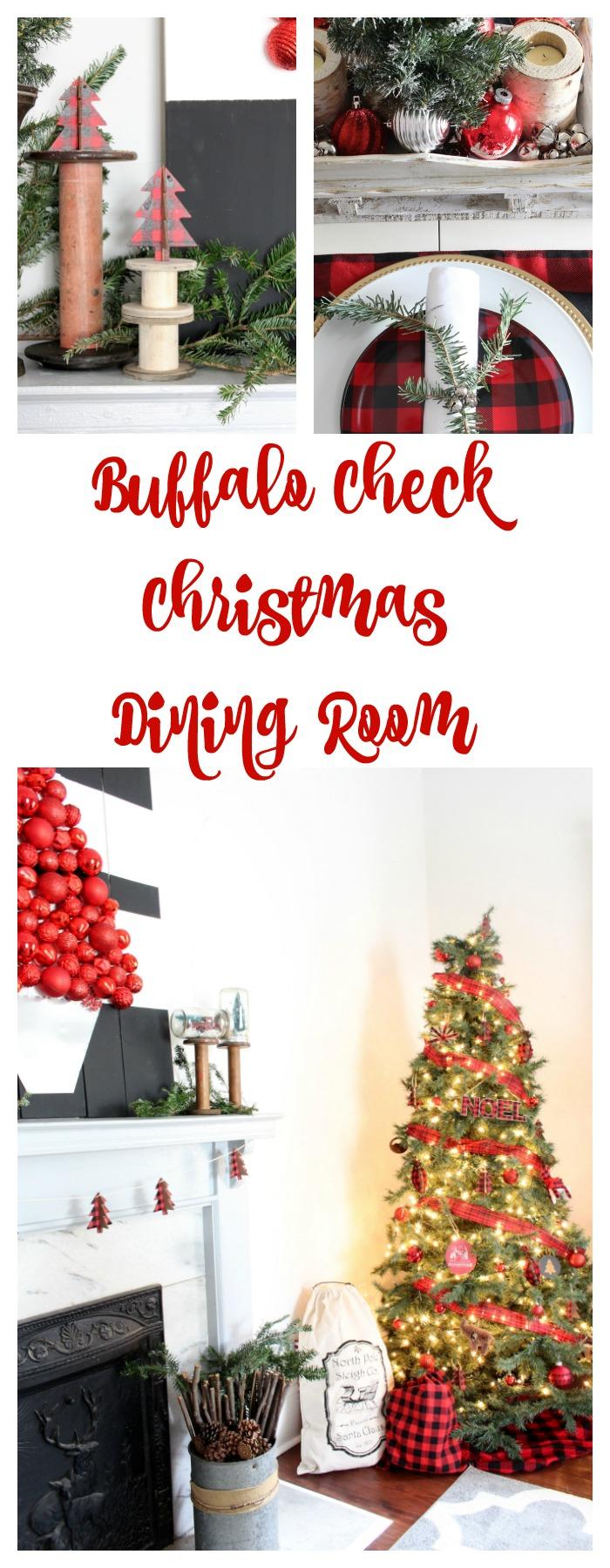 buffalo-check-christmas-dining-room