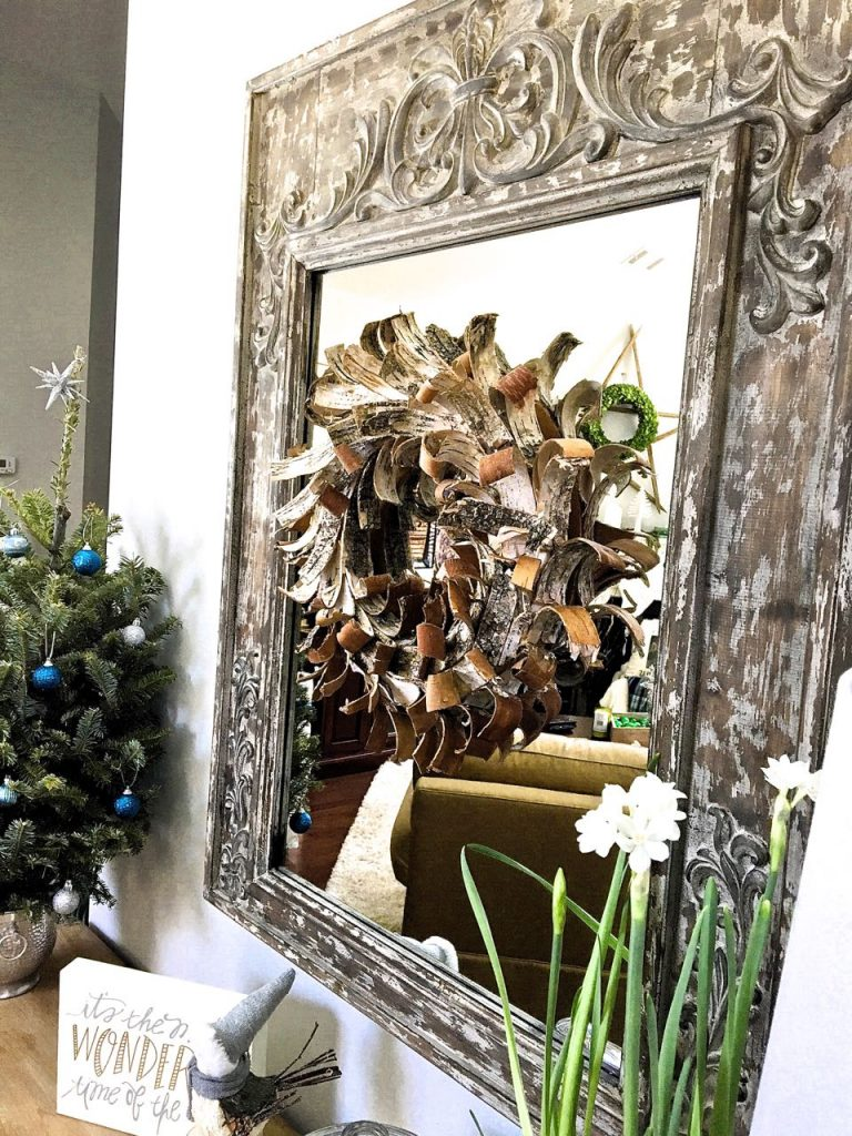 Christmas Entryway Decor