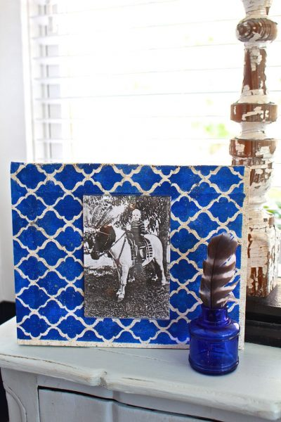 DIY Picture Frame – Great Gift Idea