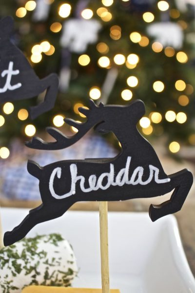 DIY Cheese Marker Tags – Virtual Holiday Cocktail Party