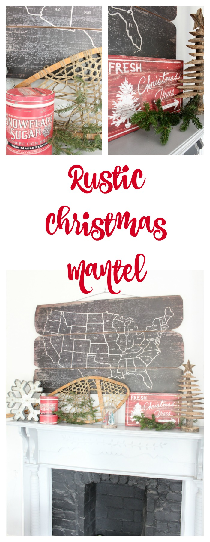 rustic-christmas-kitchen-mantel