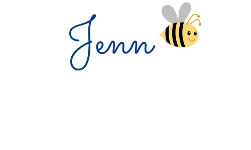 Jenn's Blog Signature