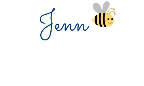 Jenn's Blog Signature