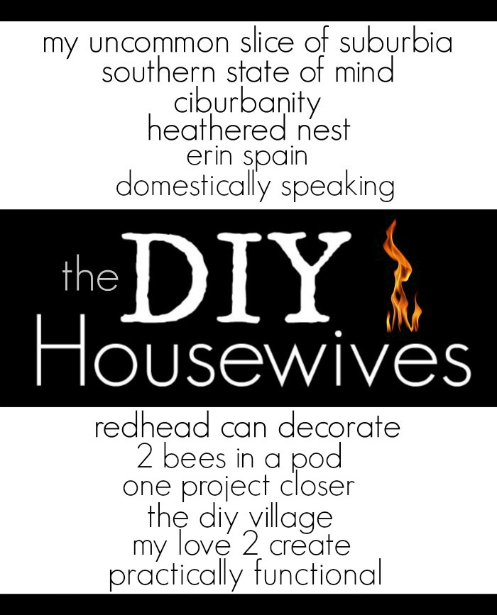 12 DIY Bathroom Ideas - DIY Housewives Series